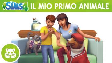 The Sims 4 Il Mio Primo Animale Stuff: trailer ufficiale