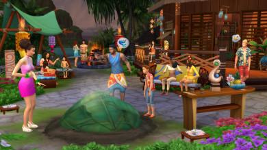 The Sims 4 Vita sull'Isola disponibile su console dal 16 Luglio 2019