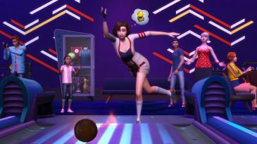 STRIKE! The Sims 4 Serata Bowling Stuff è finalmente disponibile!