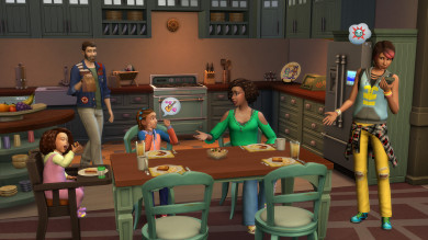 Scoprite tutto sui valori caratteriali in The Sims 4 Vita da Genitori Game Pack
