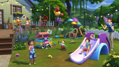 Organizzate un momento di gioco con The Sims 4 Bebè Stuff Pack, finalmente disponibile!