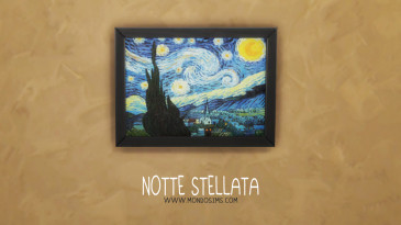 The Sims 4 Download: Notte Stellata