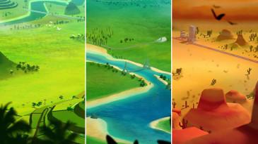 SimCity BuildIt: uno sguardo ai nuovi terreni