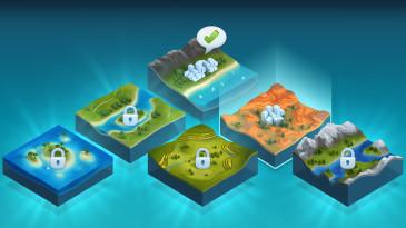 Nuove mappe per SimCity BuildIt!