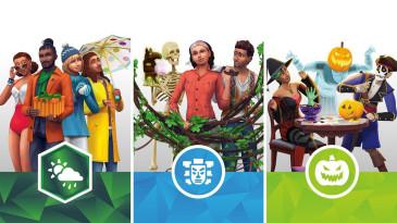 Nuovo bundle per The Sims 4 Console