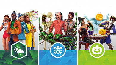 Nuovo bundle per The Sims 4 Console