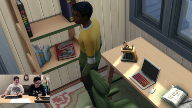 Carriera di freelance in arrivo in The Sims 4