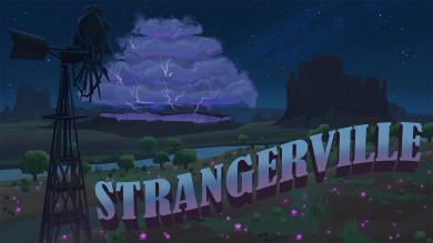 Il fumetto di StrangerVille - Parte 4
