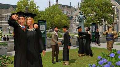 Rumors: in arrivo university in The Sims 4