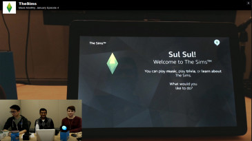 Alexa incontra The Sims!