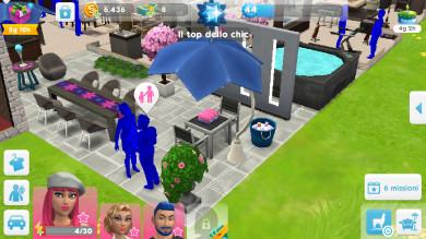 Risolto il bug dei Sims blu in The Sims Mobile