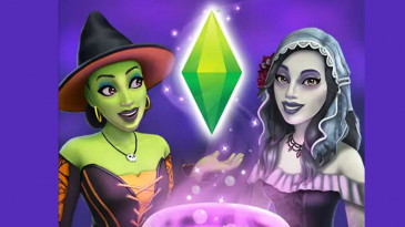 Arriva Halloween in The Sims Mobile