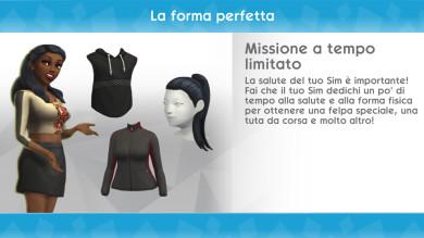 The Sims Mobile: La forma perfetta quest