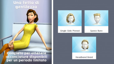 The Sims Mobile: Una fetta di gentilezza quest