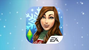 Aggiornamento invernale per The Sims Mobile