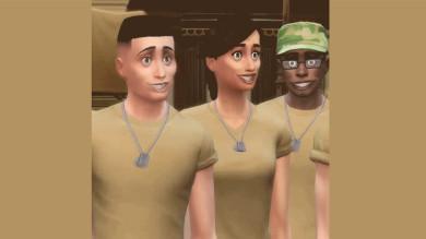 Qualcosa di strano per The Sims 4 sarà annunciato domani