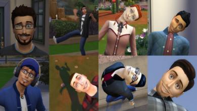 The Sims 4 e lo strano contenuto in arrivo - alcune foto