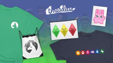 Nuovi design per il Merchandising ufficiale di The Sims