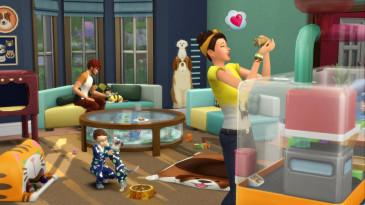 In arrivo The Sims 4 Il Mio Primo Animale Stuff