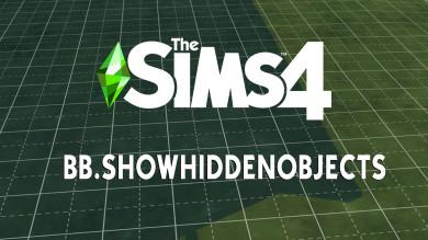 Gli oggetti nascosti di The Sims 4