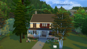 Nuovo download: Shabby Country Fall