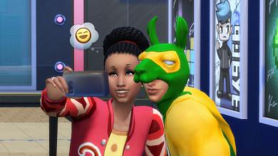 Appagate la vostra sete di tecnologia allo SmanetShow in The Sims 4 Vita in Città