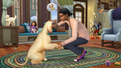The Sims 4 Cani & Gatti è ora su console