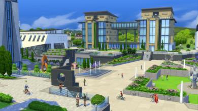Preparatevi a frequentare i corsi con The Sims 4 Vita Universitaria
