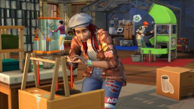 Un salto di qualità per la sostenibilità con The Sims 4 Vita Ecologica