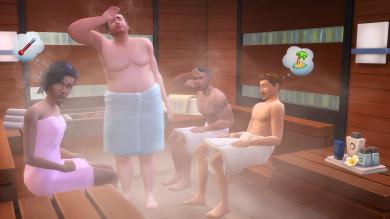The Sims 4 Un giorno alla Spa in arrivo su console