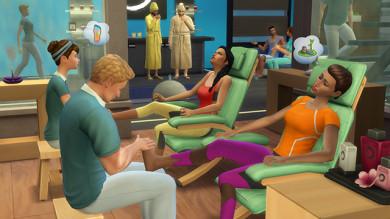 Come creare la vostra Spa in The Sims 4