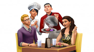 Ina arrivo The Sims 4 Mangiamo Fuori Game Pack