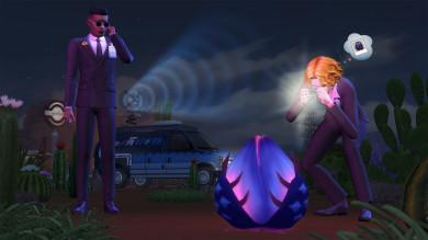 In arrivo The Sims 4 StrangerVille