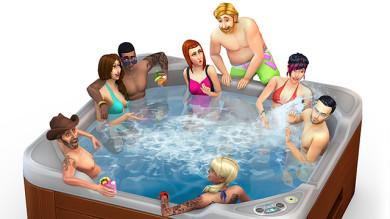 Annunciato The Sims 4 Esterni da Sogno Stuff Pack
