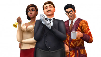 In arrivo The Sims 4 Vintage Glamour Stuff Pack