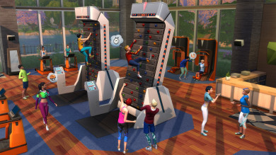 The Sims 4 Fitness e Serata al Bowling Stuff in arrivo su console!
