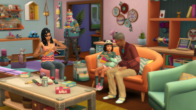 The Sims 4 Portento del Punto è in arrivo!