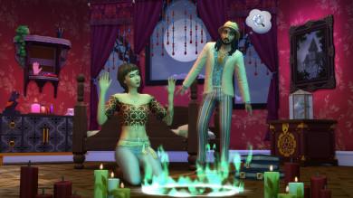 Annunciato The Sims 4 Fenomeni Paranormali Stuff Pack