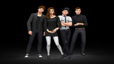 Cantare in simlish con gli Echosmith, i Big Data e tanti altri