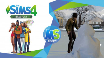 The sims 4 Stagioni Review