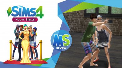 The sims 4 Nuove Stelle Review