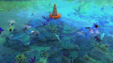 The Sims 4 Vita sull'Isola: carriera sommozzatore