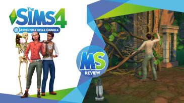 The Sims 4 Avventura nella Giungla Review
