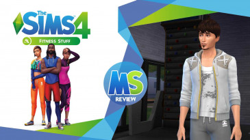 The Sims 4 Fitness Stuff Review