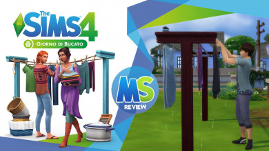 The Sims 4 Giorno di Bucato Review