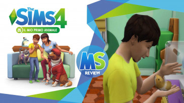 The Sims 4 Il Mio Primo Animale Stuff Review