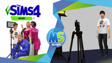 The Sims 4 Moschino Stuff Review