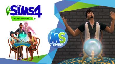 The Sims 4 Fenomeni Paranormali Review
