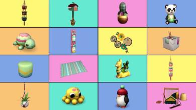 I lavori a maglia di The Sims 4 Portento del Punto
