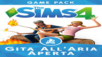 Acquista The Sims 4 Gita all'aria aperta!